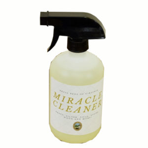 Miracle Brass Cleaner