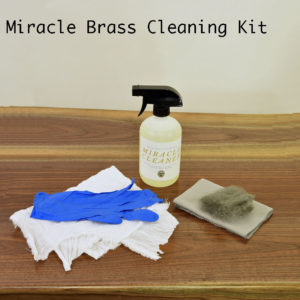 Miracle Brass Cleaning Kit