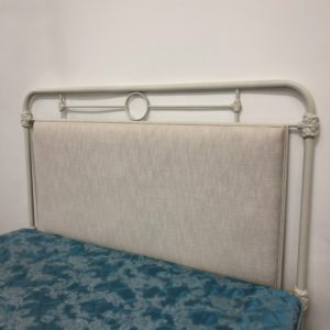 Custom Circle Headboard Bed
