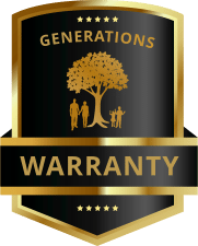 Bed Frame Generations Warranty