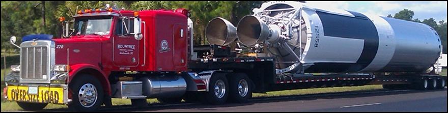 Rountree Transport & Rigging | Jacksonville Florida