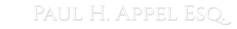 Law Offices of Paul H. Appel