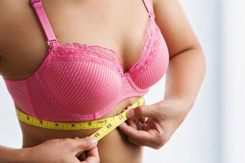 Bra sizes explained