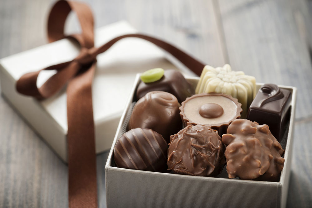 The Gift of Chocolate
