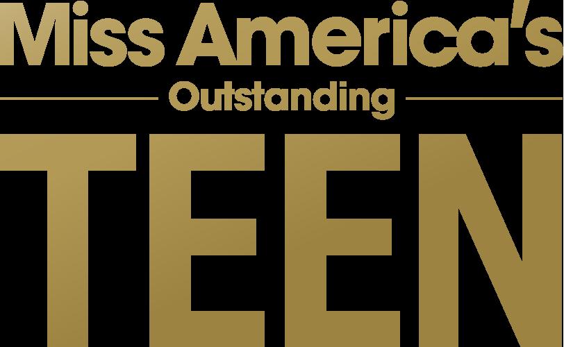 Miss America's Outstanding Teen logo
