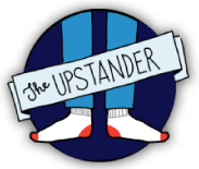 The Upstander logo