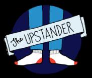 The Upstander logo