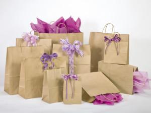 Paper Bags, Plastic Bags, Retail Shopping Bags