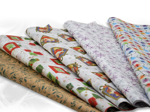 Holiday Christmas Tissue Paper