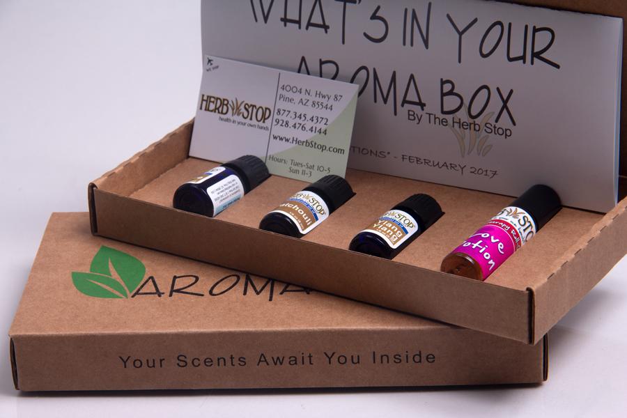 custom e-commerce packaging subscription box