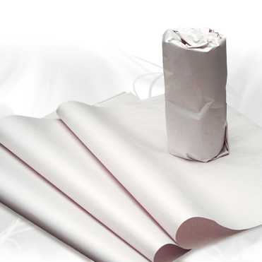 Newsprint packing paper - recyclable