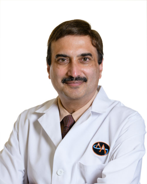 Sanjeev Jain, Founder and CEO of Columbia Allergy