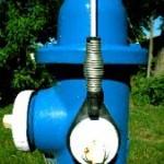 Fiberglass Hydrant Marker - Side Mount