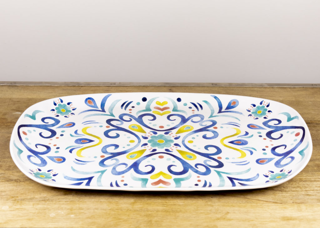 Large Melamine Platter (Qty 1)