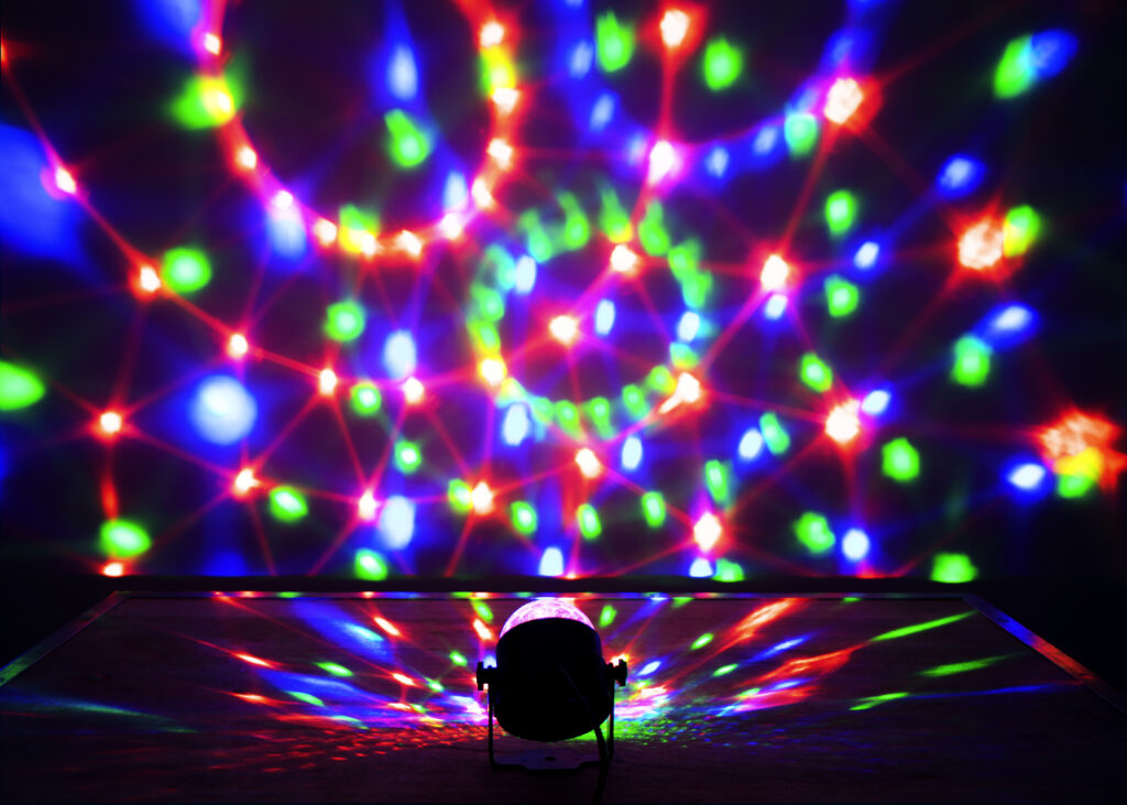 Disco Party Light (Qty 2)