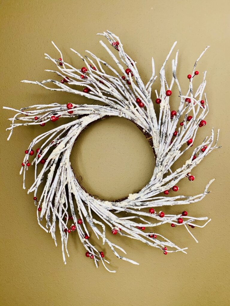 Winter Berries Wreath
