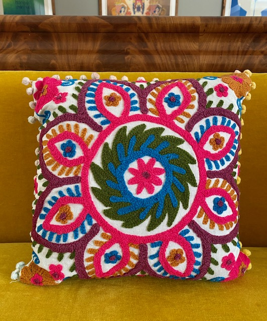 Worldly Adventures Pillows (Qty 2)