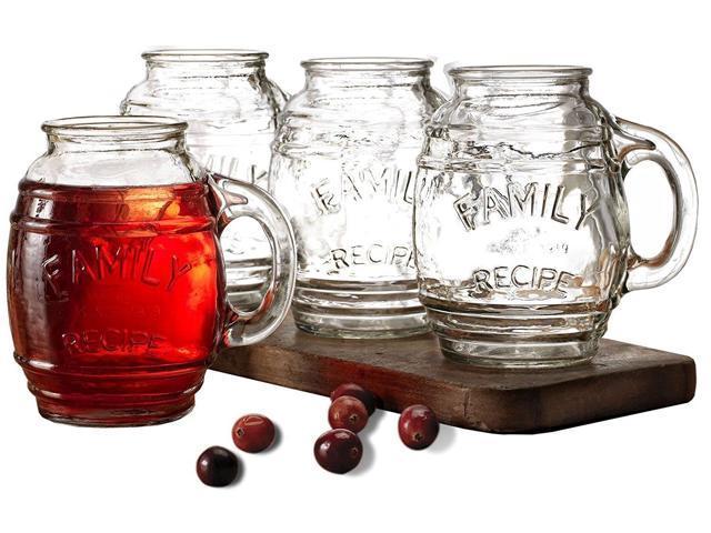 Beer Barrel Mugs (Qty 12)