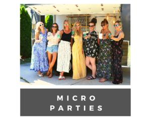 Micro Parties Pop Up
