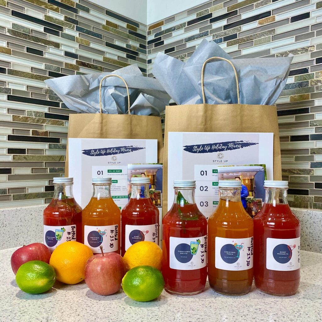 Cocktail and Mocktail Kits