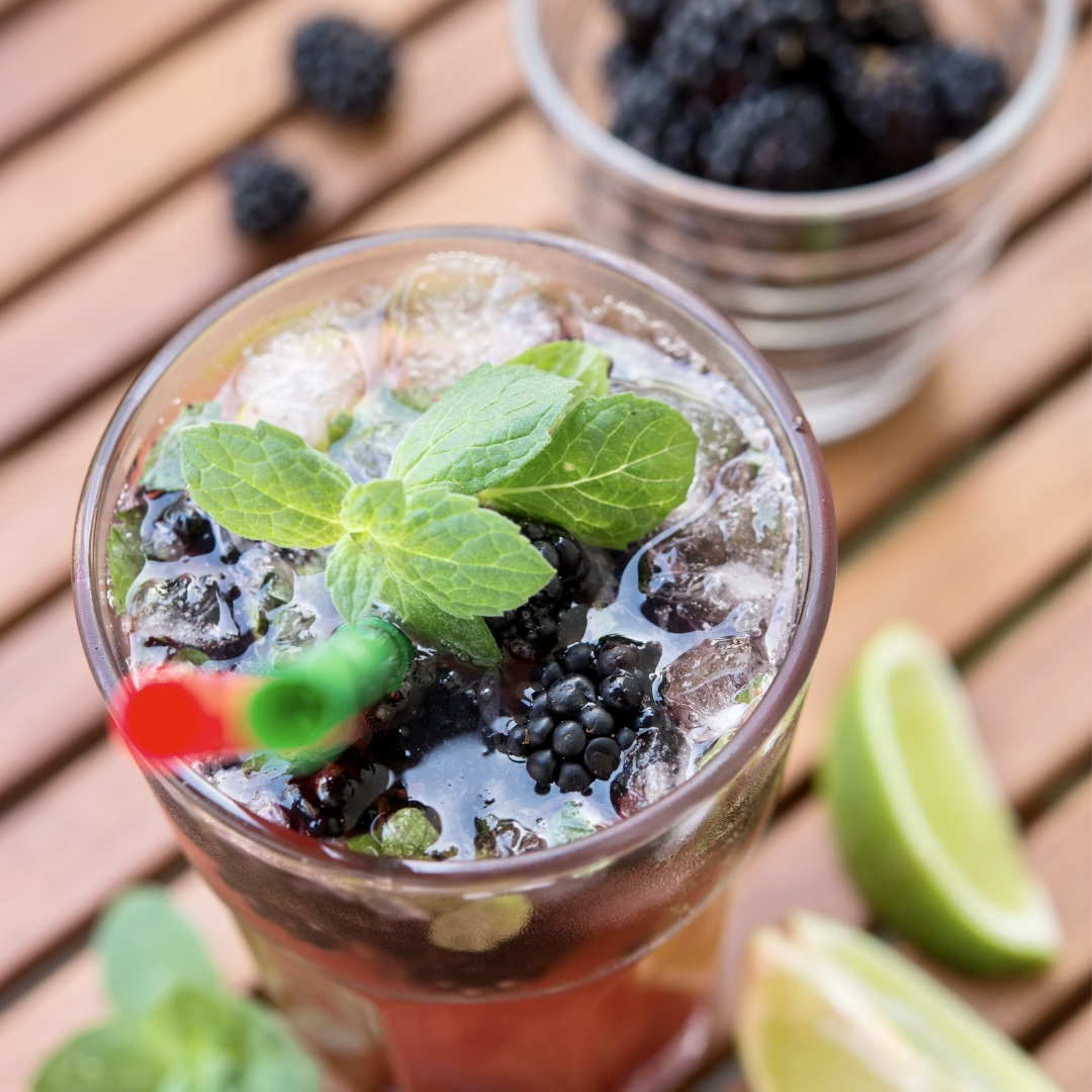 blackberry mojito