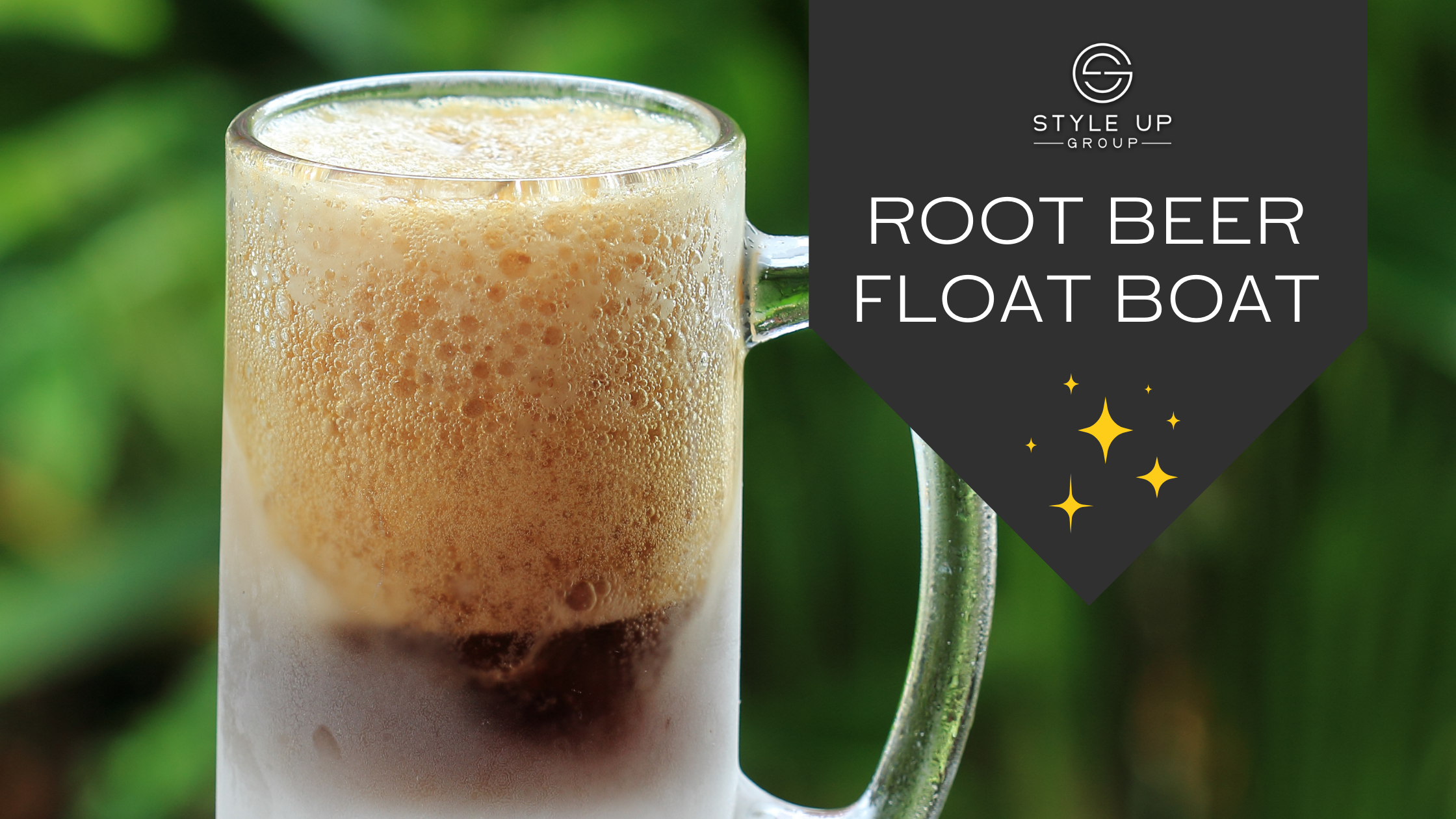 Style Up To Go - root beer