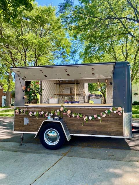 Zara the mobile bar