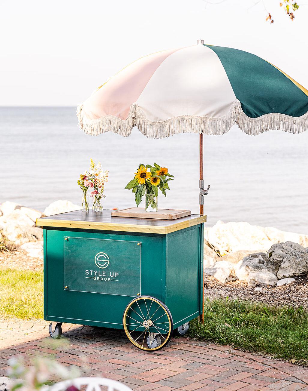 Coco Bar Cart