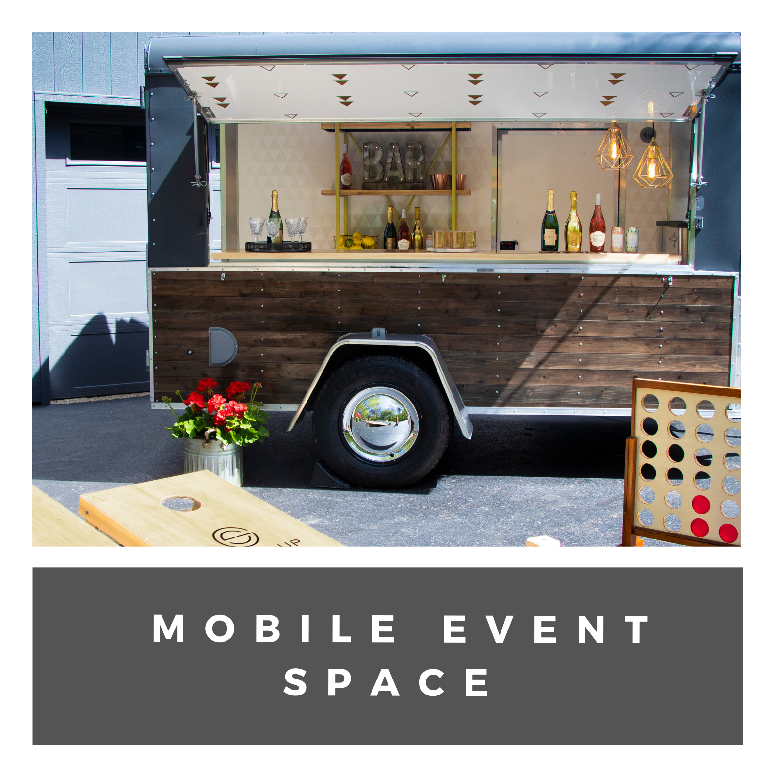 Mobile event space