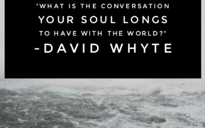 Soul Conversations that Change the World