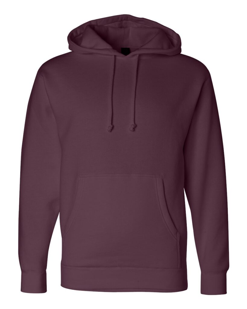 Independent Trading Co. - Heavyweight Hooded Sweatshirt - IND4000