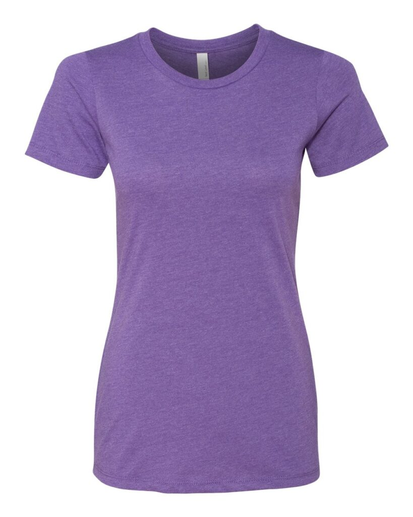 Next Level - Women's CVC Short Sleeve Crew - 6610