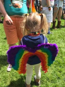 Whispering Angels attends its 1st Capital Pride