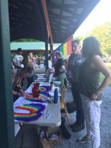 Whispering Angels Supports Saratoga Pride Festival
