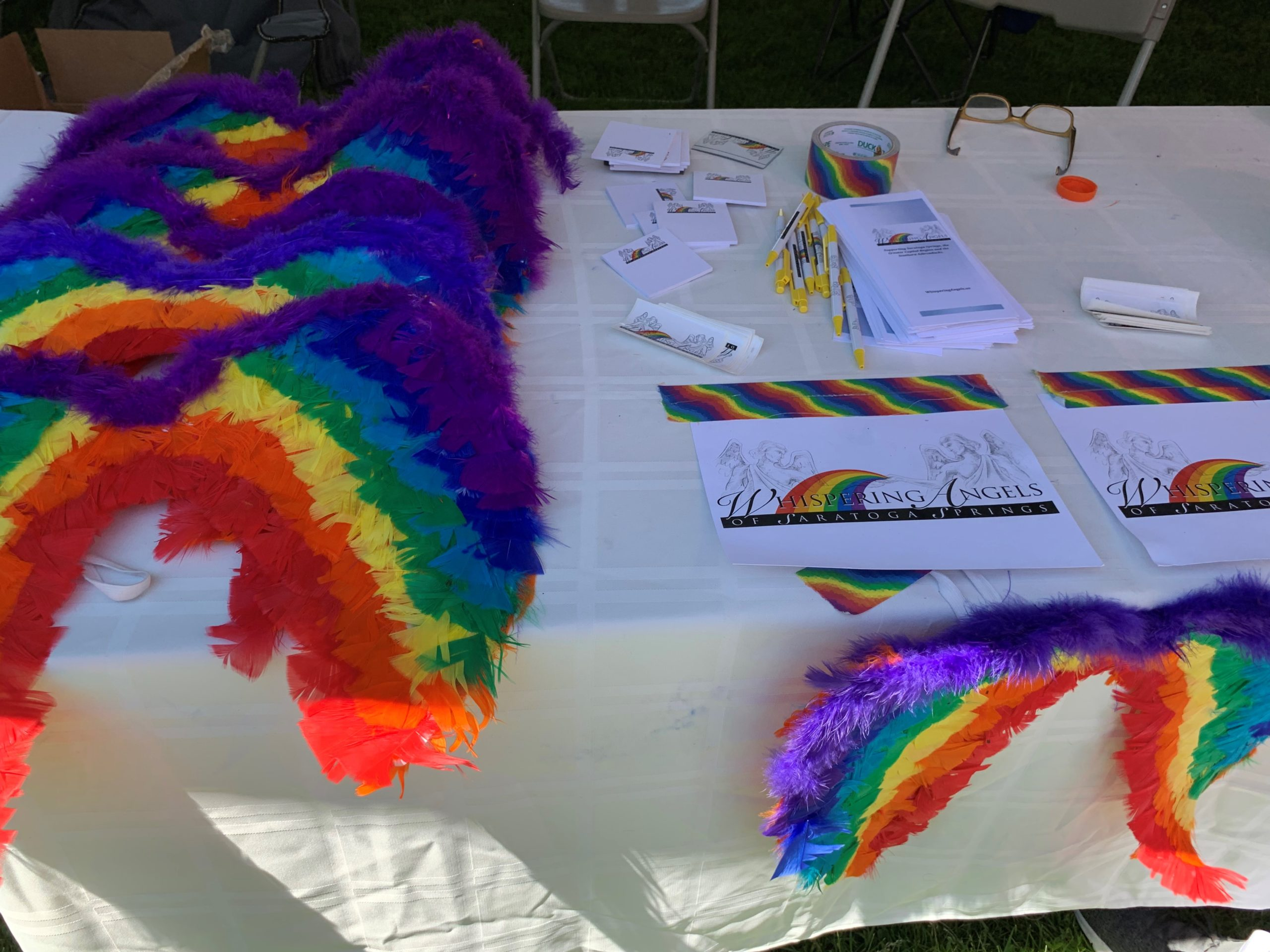 Whispering Angels Attends 2nd Capital Pride