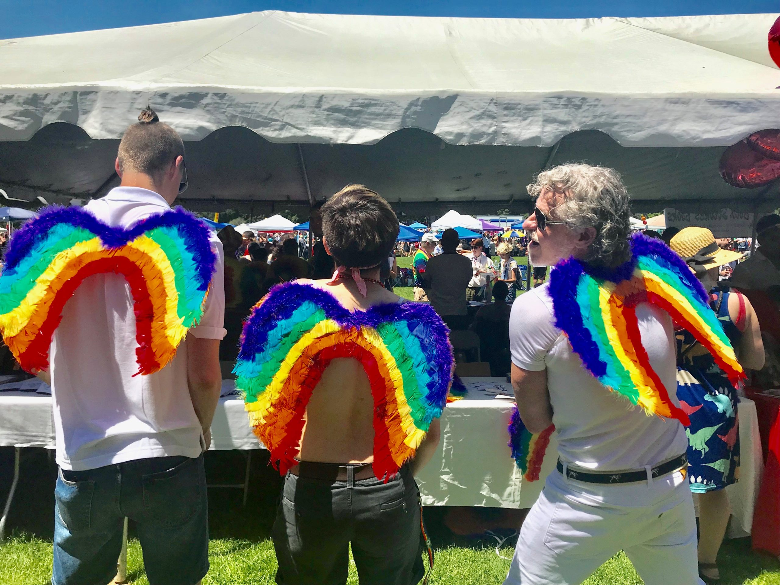 WASS Supports 2019 Saratoga Springs Pride Festival