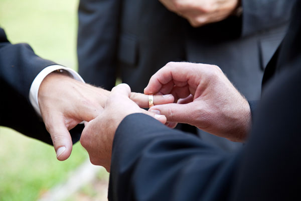 gay wedding planner