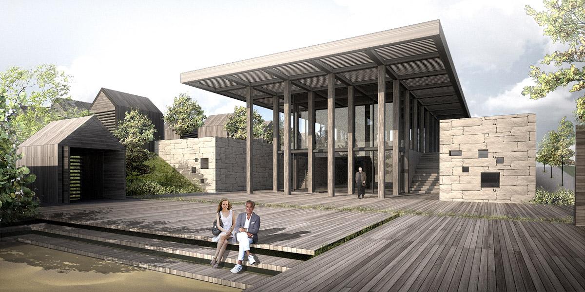 Jindee Pavilion