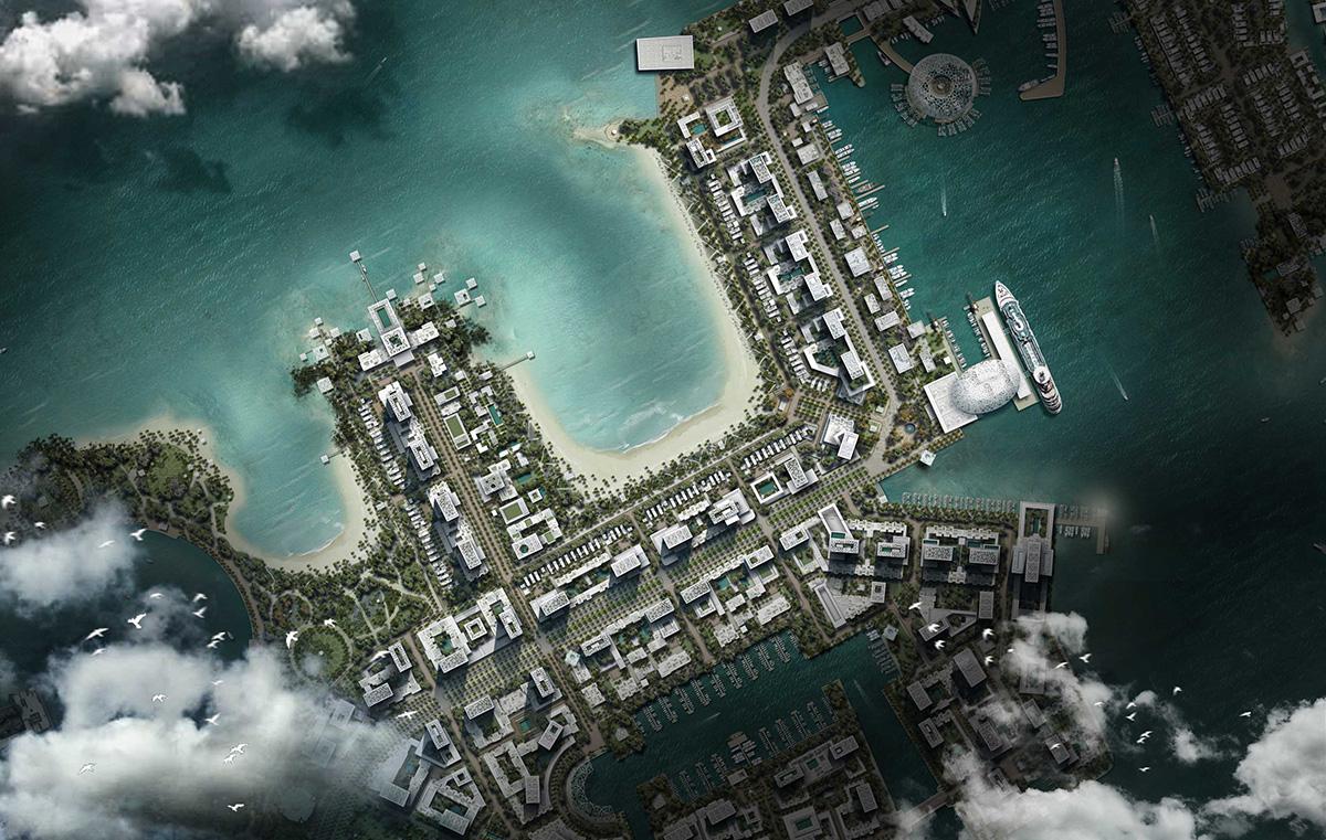 03-Doha MasterPlan_Central