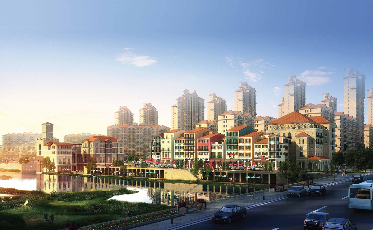 06-Harbour City