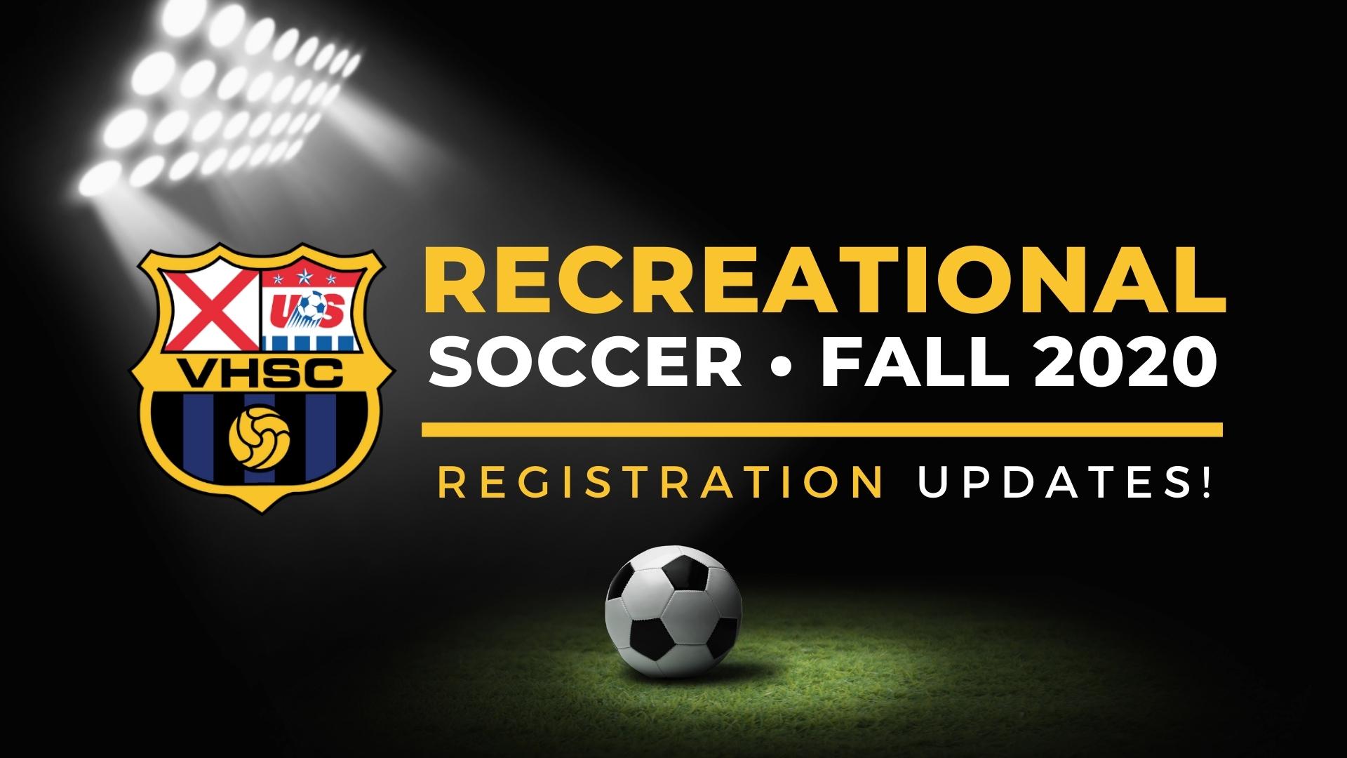 1920x1080 Recreational Soccer Updates 20-0915
