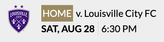 LFC - August 28 Louisville