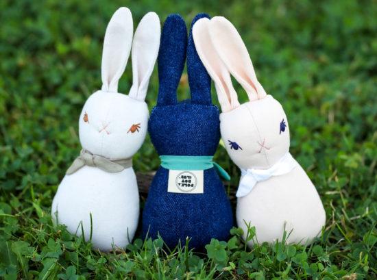 toy bunnies