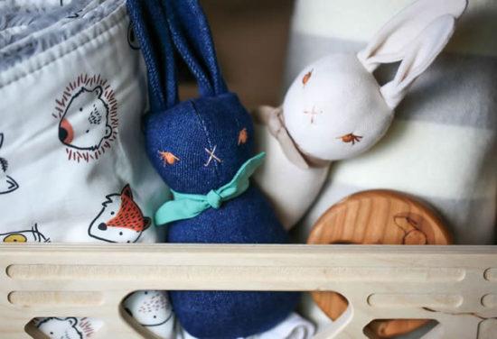 baby toy bunnies