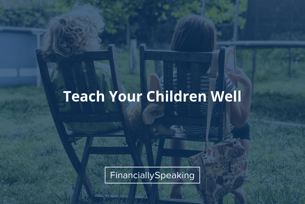 children and personal finance
