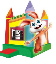 Jumping Bunny Rentals