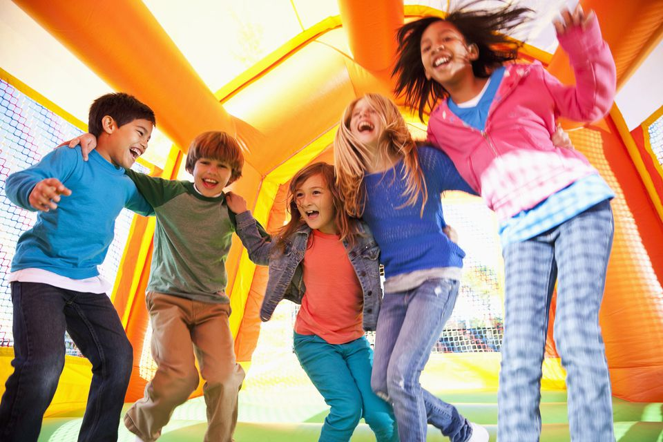 Building lifelong memories with a bounce house rental!