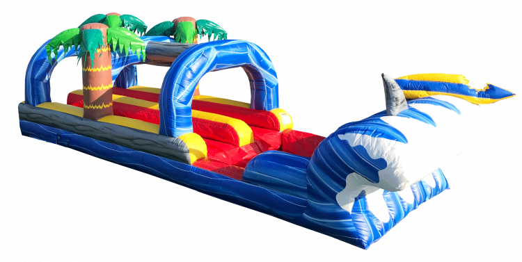 SHARK DUAL LANE SLIP N SLIDE
