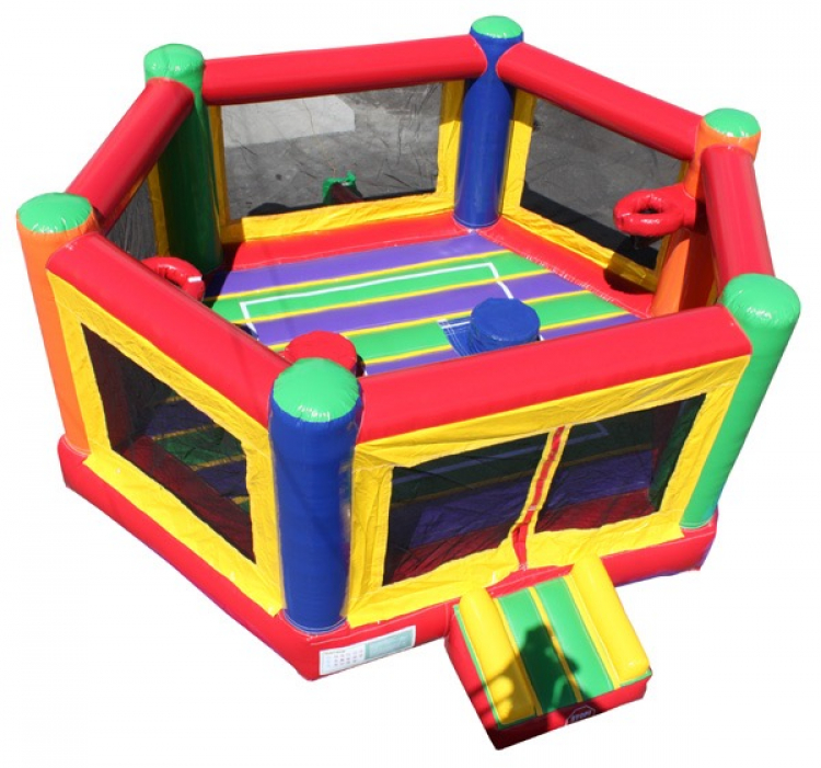 JOUST CHALLENGE INFLATABLE GAME