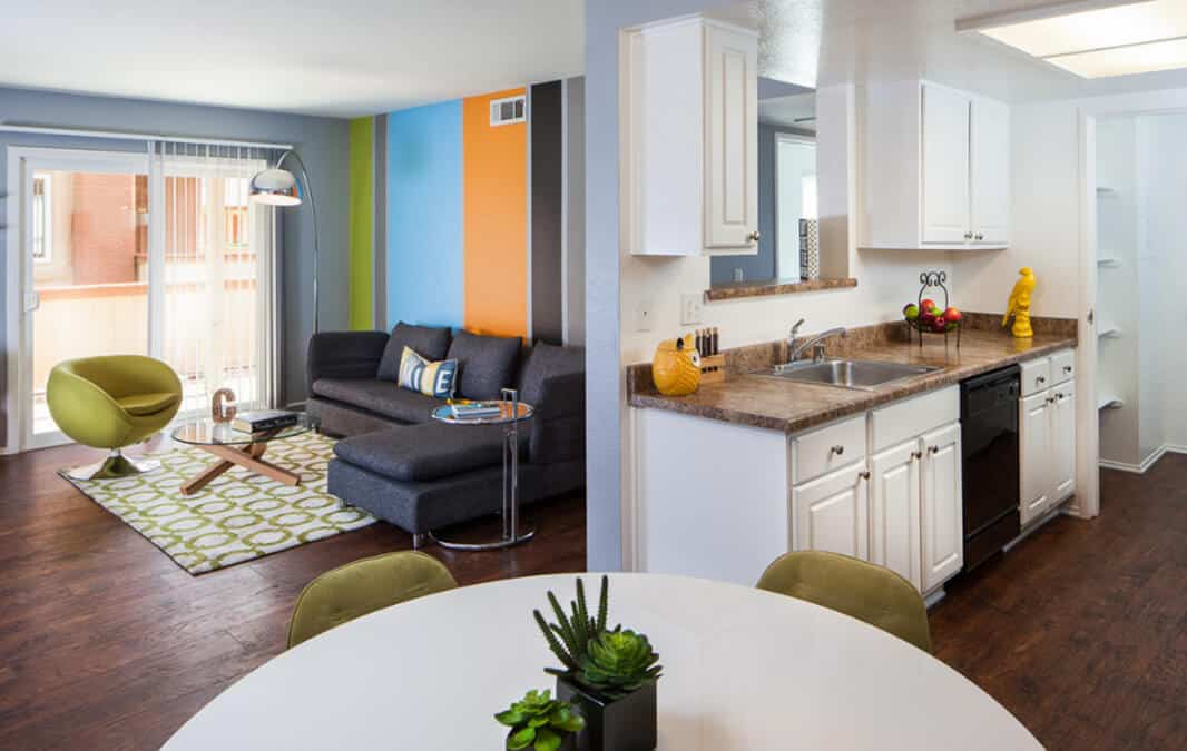 Corona Pointe Apartment Interior